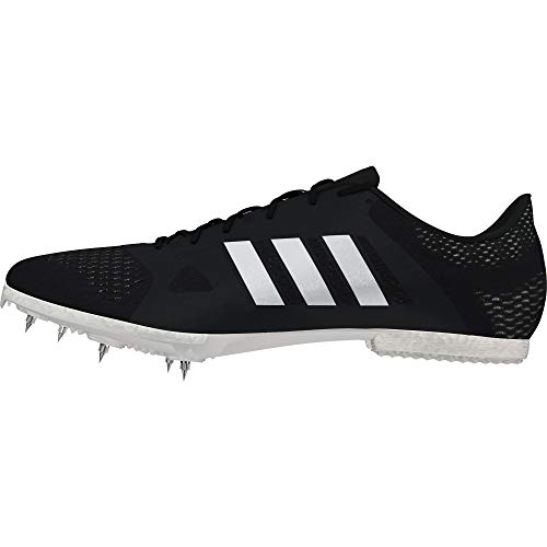 adidas Adizero Middle-Distance, Scarpe da Atletica Leggera Uomo, Nero (Cblack/Zeromt/Ftwwht), 40 EU