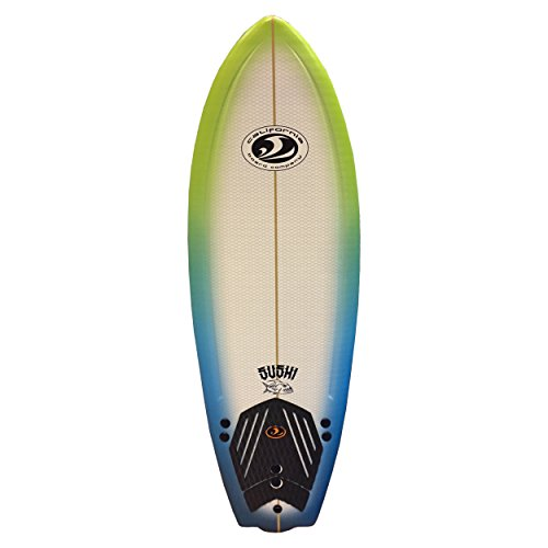 CBC 5'8'', TAVOLA Surf SOFTBOARD Unisex-Adulto, Multicolore