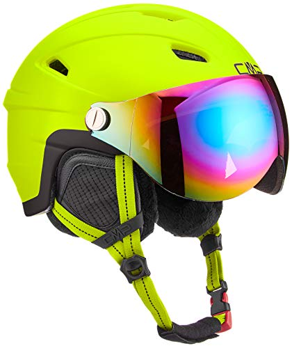 CMP WA-2, Casco Unisex Adulto, e533 Apple, XL