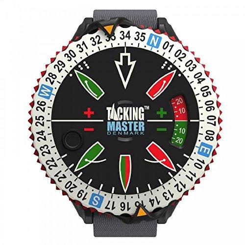 Dispositivo da polso TackingMaster per tattica regata
