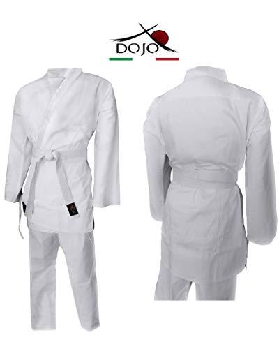 Dojo - Karate Uniforme Karategi Kimono per Karate (100) 0000