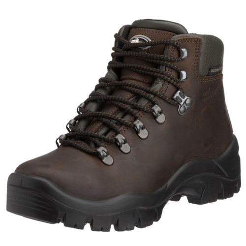 Grisport CMG629, Unisex-Adult Hiking Boot Hiking Boot, Brown, 8 UK (42 EU)