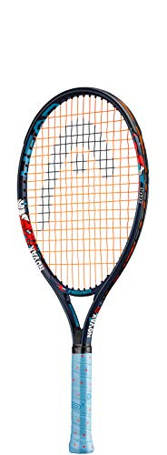 Head Novak 21, Racchetta da Tennis Bambino, Blue, 53 cm