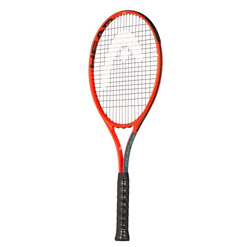 HEAD Radical, Racchetta da Tennis Unisex, Grey/Orange, 27""