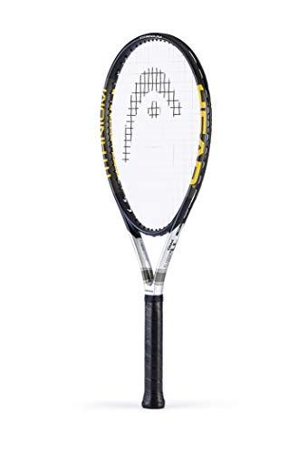 Head TiS1 PRO, Racchetta da Tennis Unisex, Black/Silver, 3