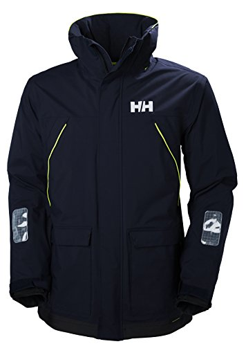 Helly Hansen Pier, Giacca Uomo, Blu Marino, XL