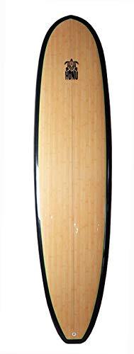 HONU - Tavola da Surf Mini Malibu minimalibu 7'6 + 3 Derive