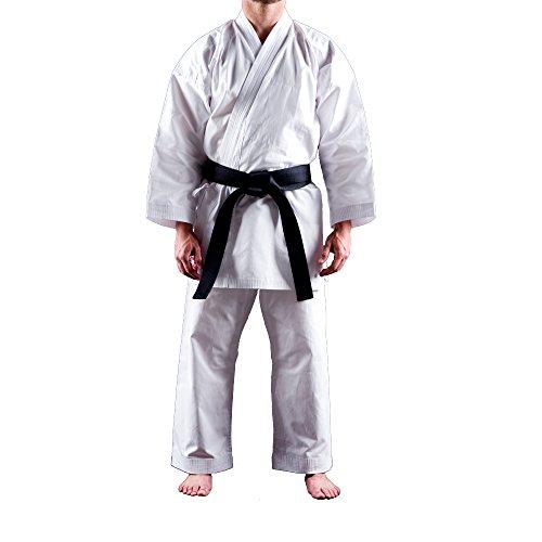 "Karate Gi ""Shuto"" Beginner | Karate Gi Bianco Leggero | 8 Oz | 160 cm"