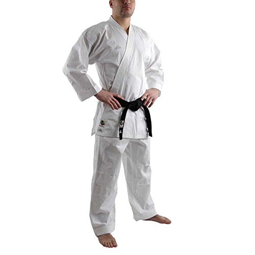 "KARATEGI ADIDAS K220KF ""KUMITE FIGHTER"" WKF IN POLYCOTTON 190 cm"