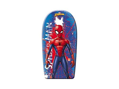 Mondo Toys - Body Board Marvel Ultimate Spiderman - Tavola da Surf per bambini - 94 cm - 11119