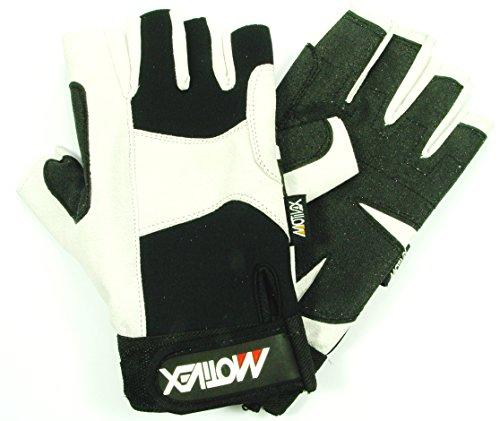 Motivex, guanti da velista, dorso in neoprene, ottima presa, taglie dalla XXSalla 3XL, XL