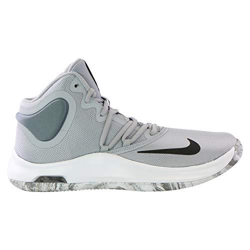 Nike Air Versitile IV, Scarpe da Basket Unisex-Adulto, Grigio (Wolf Grey/Black/White/Cool Grey 3), 44 EU