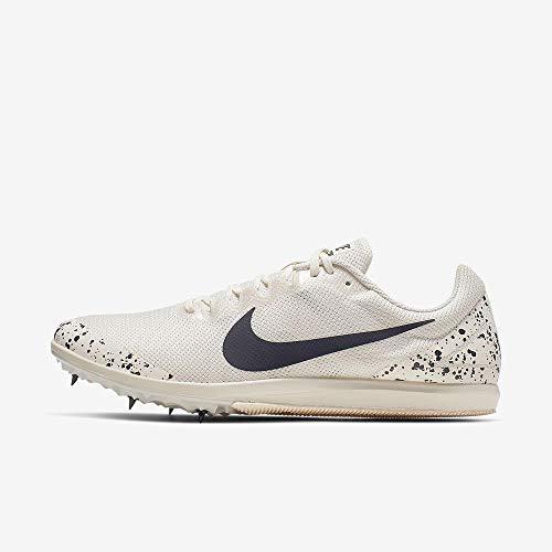Nike Zoom Rival D 10, Scarpe da Atletica Leggera Unisex-Adulto, Multicolore (Phantom/Oil Grey 001), 38.5 EU