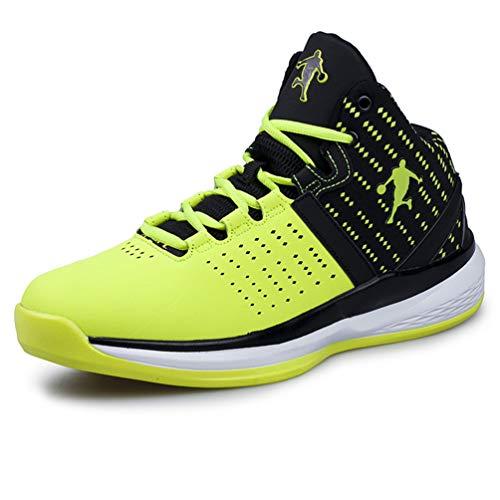 Uomo Basket Scarpe Coppia Midium Taglio Basket Sneakers Maschio Sport Scarpe