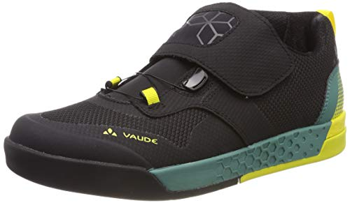 VAUDE Am Moab Tech, Scarpe da Mountainbike Unisex-Adulto, Giallo (Canary 125), 43 EU