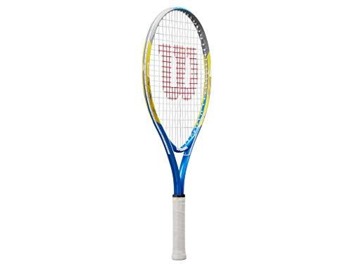 WILSON US Open 23, WRT20320U Racchetta da Tennis Unisex Bambini, Multicolore, 23 in-58.4 cm