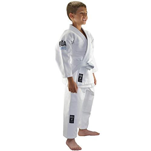 Bõa Judogi Saisho 2.0 Bambino - Bianco, 140