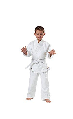 Kwon, Kimono Judo Randori, Bianco (Weiß), 140 cm