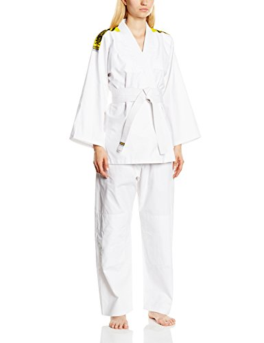Kwon Tuta Judo Junior, Bianco (weiß), 160 cm