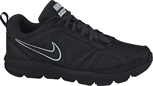 Nike T-Lite XI, Scarpe da Ginnastica Uomo, Nero (Black/Black-Metallic Silver), 41 EU (7 UK)