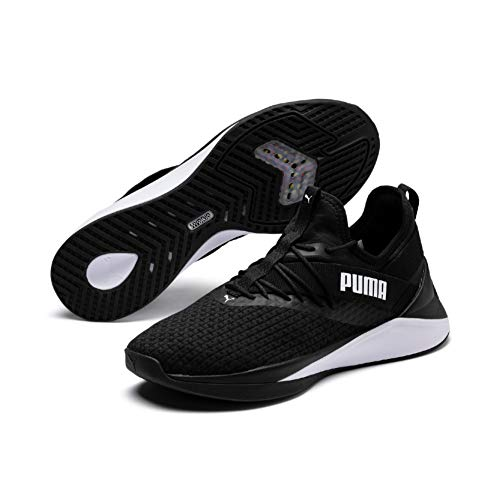 Puma Jaab Xt, Scarpe da Fitness Uomo, Nero Black White, 44.5 EU