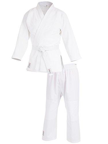 Ultrasport Judo 140 Divisa da Sport di Combattimento, Bianco